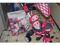 Smoby Driver Comfort 4 in 1 Trike