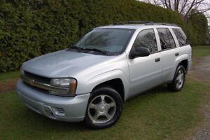2008 Chevrolet Trailblazer LT, AUCUNE ROUILLE, PHOTOS RÉELLES !!