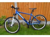 carrera mountain bike,