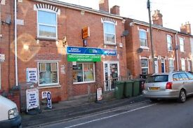 Family Run Newsagents in the city of Worcester (Quick Sale)