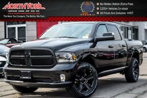 2018 Ram 1500 New Car Sport 4x4|Night|Crew|Convi.Pkg|Trailer Tow