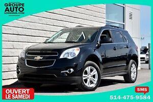 2010 Chevrolet Equinox *1LT*AUTOM*A/C*NOIR*BAS KILO*1 PROPRIO*