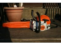 Stihl MS181c petrol chainsaw