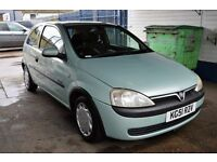 Vauxhall CORSA confort drives amazing with MOT Until Novemeber 2016 selling for £595
