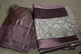 INCOGNITO DOUBLE DUVET COVER AND 4 PILLOWCASES