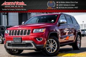 2014 Jeep Grand Cherokee Limited|4X4|Sunroof|Leather|HeatSeats|B