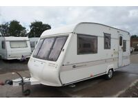 Caravan Bailey Pageant CD Auvergne 5 Berth Full size Awning