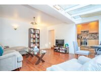BRIGHT ONE bedroom with a PRIVATE GARDEN in Shepherd's Bush.