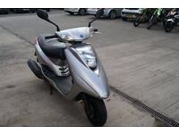 **CHRISTMAS SALE NOW ON**YAMAHA 125CC E-VITY XC**£795**
