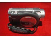 Sony Handycam Video Recorder DCR-DVD404E