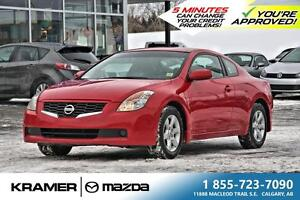 2009 Nissan Altima 2.5 S Coupe LOADED!