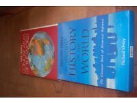 Times Atlas of World History Concise Atlas of the World & Times Complete History of World