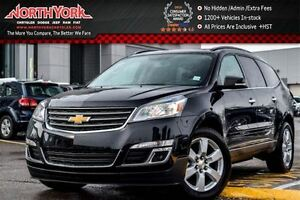 2016 Chevrolet Traverse LT|DualSunroofs|RearCam|HtdFrontSeats|R-