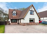 4 Bedroom Detached House Stonehaven O.O. £335,000