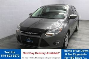 2012 Ford Focus SE HATCHBACK w/ SUNROOF! POWER PACKAGE! CRUISE C