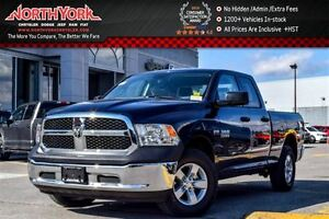 2017 Ram 1500 New Car SXT|Quad w/6.3 ft Box|HEMI|Sat Radio|AC|Ke
