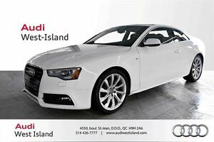 2014 Audi A5 2.0L TECHNIK S-LINE, NAVI, B&O