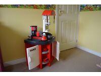 Very high kitchen set