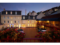 Full-Time Waiting Staff required for 3* Guernsey Hotel