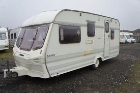 CARAVAN LUNAR SATURN 5 BERTH--ONLY 1000KG--