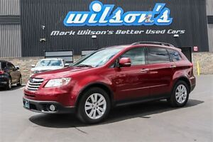2012 Subaru Tribeca AWD! SUNROOF! $66/WK, 4.74% ZERO DOWN! HEATE