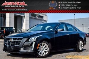 2014 Cadillac CTS Luxury |Sunroof|Bose|Leather|Heat&VntdSeats|R-