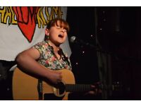 Acoustic Folk Singer Available for Events
