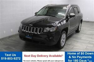 2014 Jeep Compass SPORT! 5-SPEED w/ 27,000KM! ALLOYS! CRUISE CON