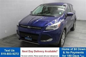 2013 Ford Escape SE 1.6L ECOBOOST w/ 31,000KM! POWER PACKAGE! AL