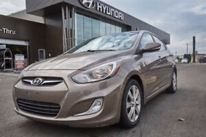 2012 Hyundai Accent AUTO - SUNROOF - WELL MAINTAINED!