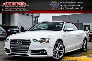 2014 Audi S5 Progressiv Quattro|Nav|Leather|Drive Select|HTD Fr