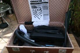 Oreck lightweight vacuum cleaner