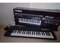 Yamaha MX49 synth synthesizer