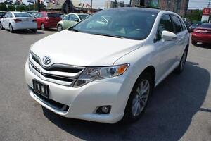 2013 Toyota Venza ONLY 59K | Bluetooth | LEATHER | SUNROOF  |