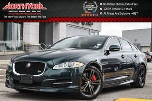 2014 Jaguar XJ R Supercharged|Nav|Sunroof|Meridian Sound|Red Bra
