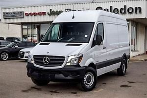 2015 Mercedes-Benz Sprinter 2500 Diesel High Roof Only 2870 Km B