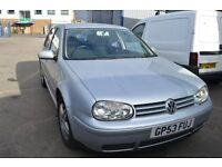 Volkswagen GOLF GTI 2003 drives amazing with MOT Until JULY 2017