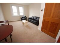 Bright and spacious 2 bedroom 1st floor property in Restalrig available NOW - NO FEES!