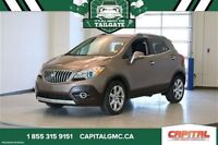 2014 Buick Encore Leather AWD *Turbocharged-OnStar-Rear Camera*