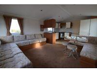 Brand new Caledonia static caravan for sale.11.5 month season.close to the beach.near Dawlish
