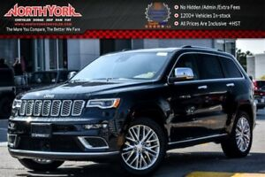 2018 Jeep Grand Cherokee New Car Summit 4x4|Nav|Leather|Heat+Vtd