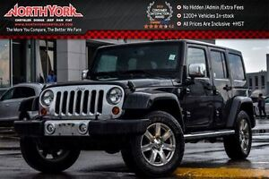 2013 Jeep WRANGLER UNLIMITED Sahara 4x4|Manual|Connect.,MOPAR Ch