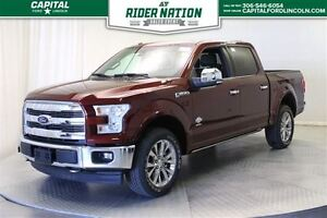 2017 Ford F-150 SuperCrew   **New Arrival**