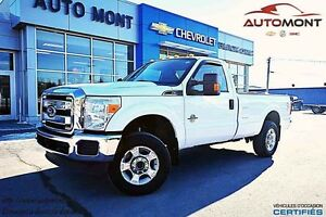 2011 Ford F-250 SUPER DUTY 4WD REGULAR CAB 137'' WB
