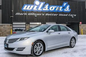 2014 Lincoln MKZ FWD LEATHER! BLUETOOTH! POWER PACKAGE! KEYLESS