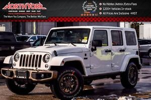 2017 Jeep WRANGLER UNLIMITED NEW Car 75th Anniversary|4x4|LED&Du