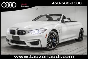 2015 BMW M4 CABRIOLET NAV HEAD UP