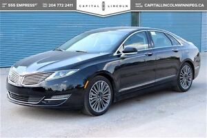 2016 Lincoln MKZ 4DR SDN AWD*Heated Leather w/ Sunroof*