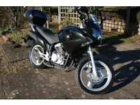honda varadero 125 low mileage