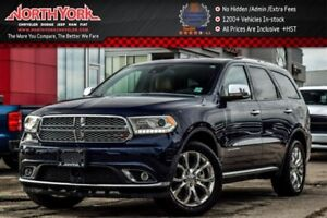 2016 Dodge Durango Citadel|AWD|7Seater|Navi|Sunroof|Backup Cam|A